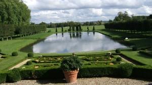 Jardins à la française Photo Maguy