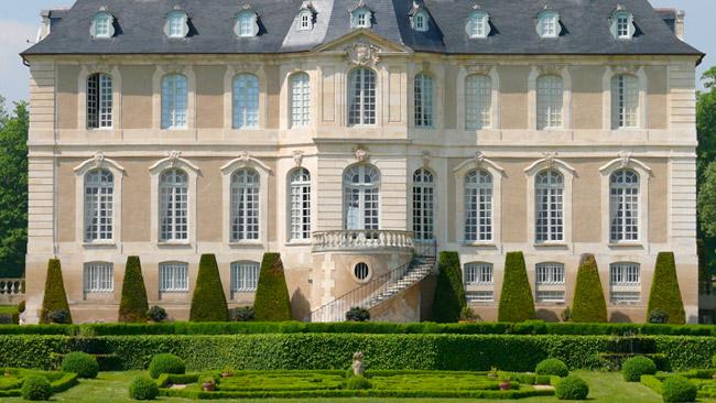 vu-chateau-de-Vendeuvre-Normandie